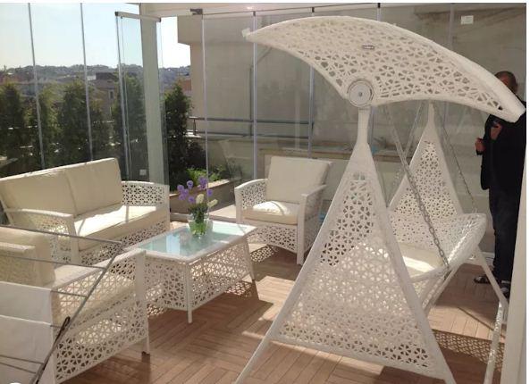 Một số lưu ý thiết kế nhà đẹp bằng kính. 2