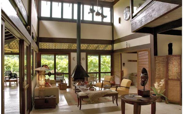 Nhà vườn 2 tầng cho nghỉ dưỡng và thiền định. 2