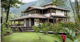 Nhà vườn 2 tầng cho nghỉ dưỡng và thiền định