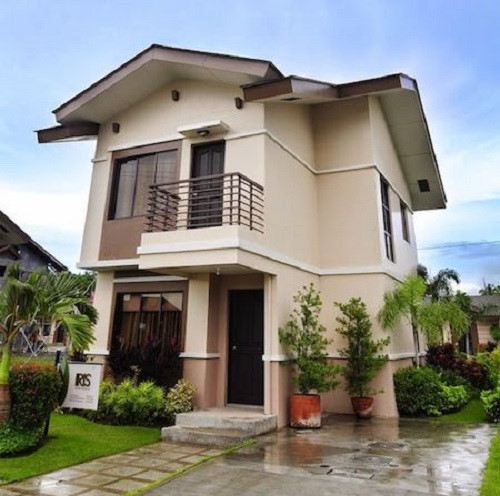 5 mẫu kiến trúc nhà 2 tầng đẹp mà bạn nên tham khảo 3
