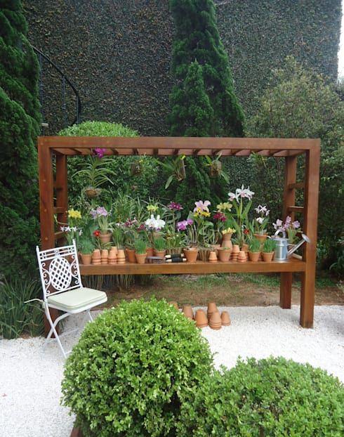 Những mẫu ghế hoàn hảo cho khu vườn của bạn. 2