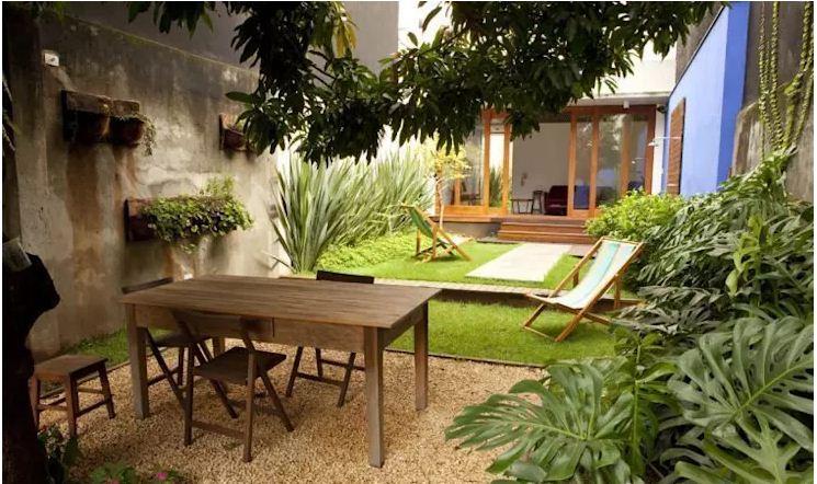 Những mẫu ghế hoàn hảo cho khu vườn của bạn. 3