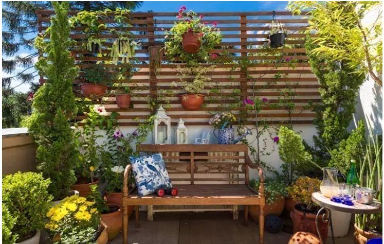 Những mẫu ghế hoàn hảo cho khu vườn của bạn. 5
