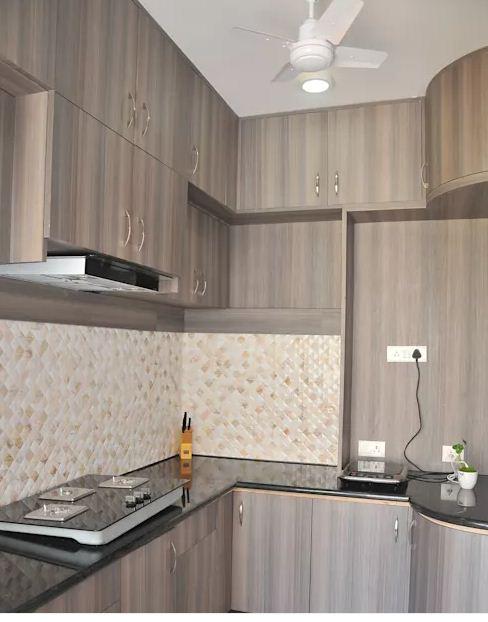 Thiết kế không gian bếp ngăn nắp và tiện dụng. 2