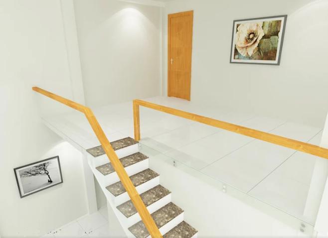 Tư vấn thiết kế nhà có gác lửng độc đáo. 5