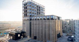 Kiến trúc nổi tiếng thế giới Zeitz MOCAA 1