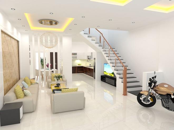 Không gian nhà đẹp phong cách hiện đại