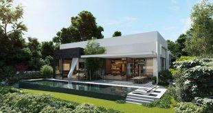 Biệt thự sân vườn - Xu hướng phát triển đô thị bền vững 1