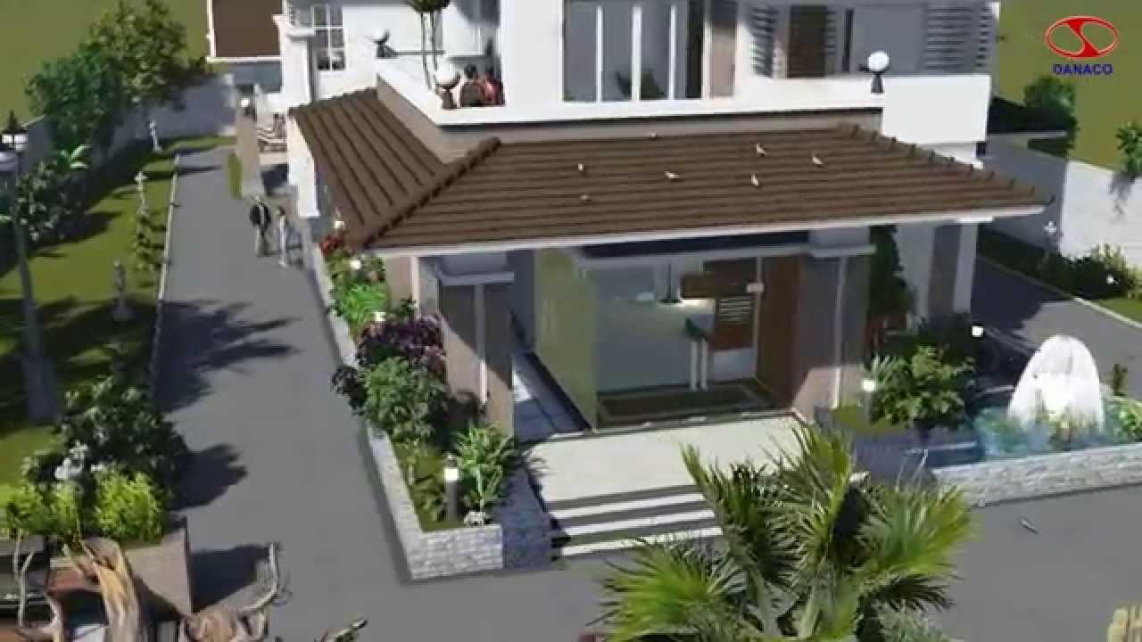 Biệt thự sân vườn - Xu hướng phát triển đô thị bền vững 2