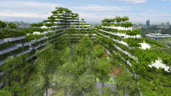Kiến trúc xanh giải pháp hiệu quả cho đô thị hiện đại 6