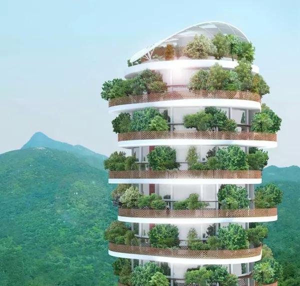 Kiến trúc xanh giải pháp hiệu quả cho đô thị hiện đại 4