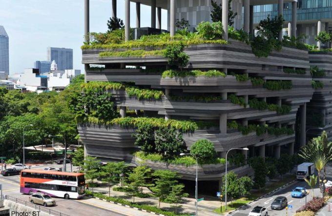 Kiến trúc xanh giải pháp hiệu quả cho đô thị hiện đại 5