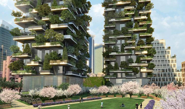 Kiến trúc xanh giải pháp hiệu quả cho đô thị hiện đại 2