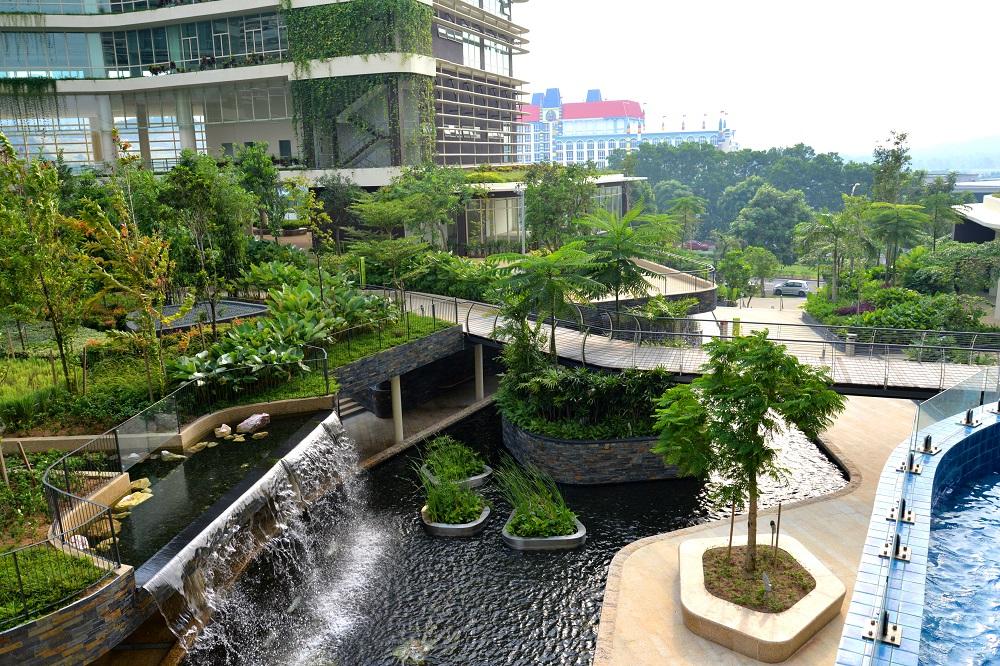 Kiến trúc xanh giải pháp hiệu quả cho đô thị hiện đại 3