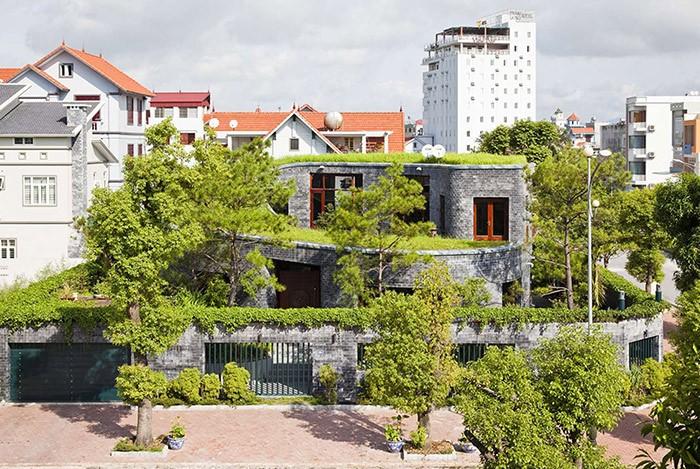 Tiêu chí kiến trúc xanh trong xây dựng nhà ở 1