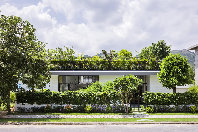 Tiêu chí kiến trúc xanh trong xây dựng nhà ở 7