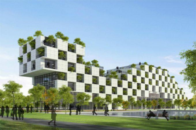 Kiến trúc xanh cần đảm bảo những yếu tố gì - 1