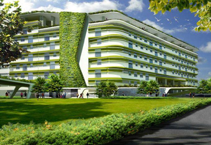 Kiến trúc xanh cần đảm bảo những yếu tố gì - 2