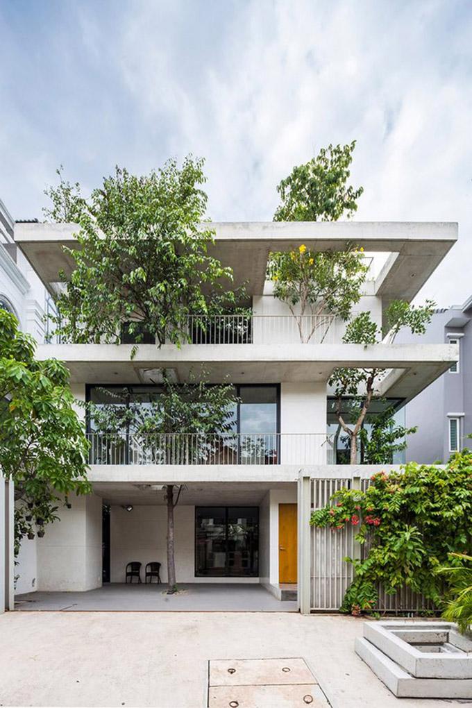 Kiến trúc xanh cần đảm bảo những yếu tố gì - 3