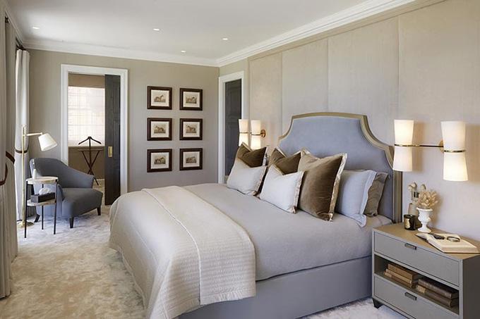 Nội thất phòng ngủ hiện đại tinh tế